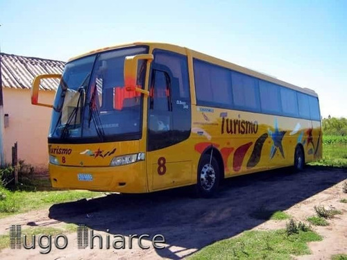 Scania Modelo El Bus 340