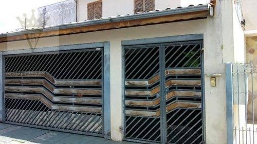 Casa Com 5 Dormitórios À Venda, 230 M² Por R$ 1.000.000,00 - Lapa - São Paulo/sp - Ca0047