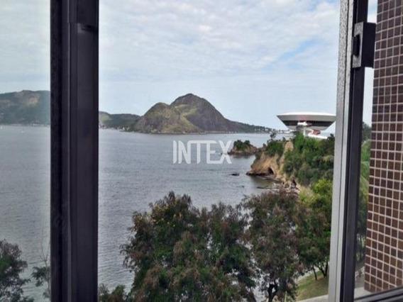 Apartamento Vista Mar, 2 Quartos No Ingá - Ap00715 - 34892431