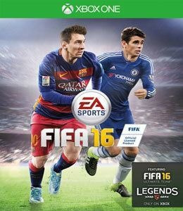 Fifa 16 Xbox One Midia Fisica Usado