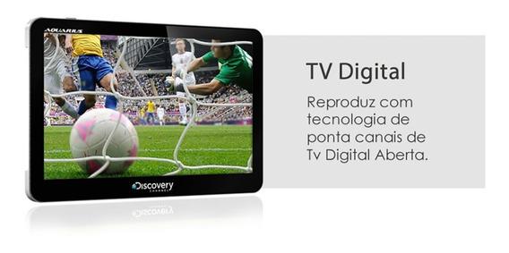 Gps Automotivo Discovery Channel 4.3 Com Tv