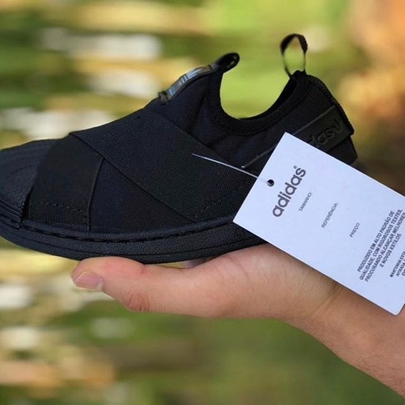 Tenis Kids Feminino&masculino Slip On Shoe Iate Elastico