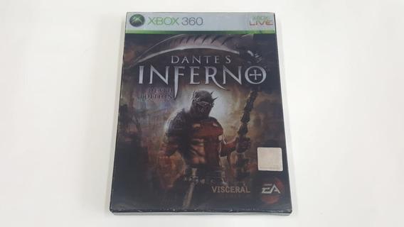 Jogo Dantes Inferno Death Edition - Xbox 360 - Original