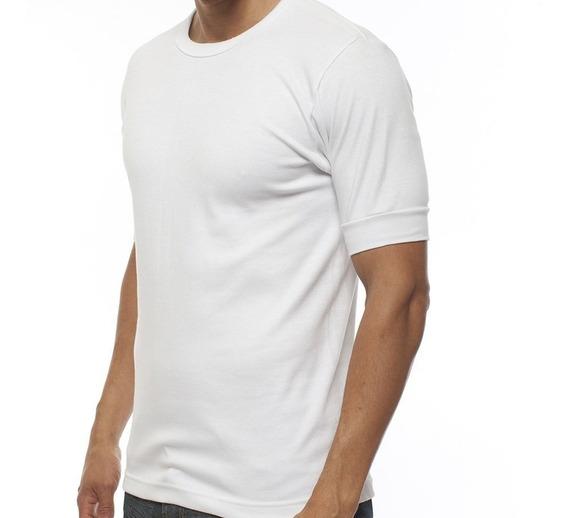 Camiseta Hombre Interlock!!! Manga Corta Casa Facu