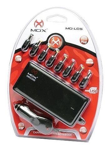 Carregador Universal Para Notebook Mox Bivolt