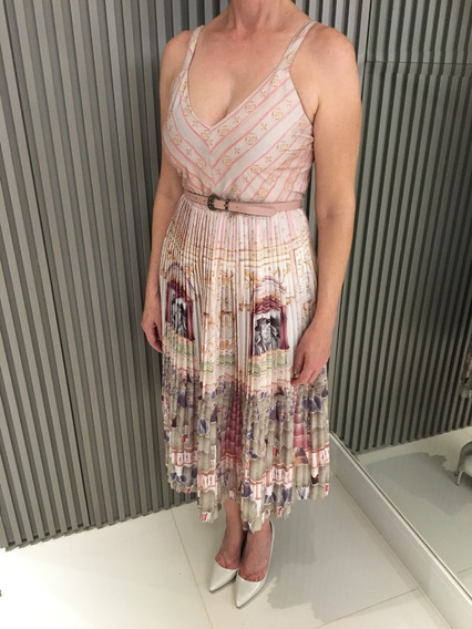 Vestido Plissado Antix P
