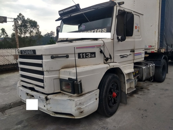 Scania 142 Motor 113 Ano 1988 Kit Do Motor Trocado Recente