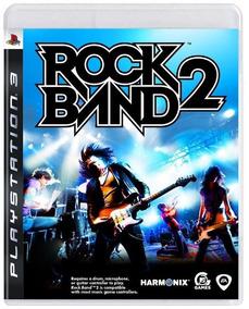 Rock Band 2 - Ps3 - Original
