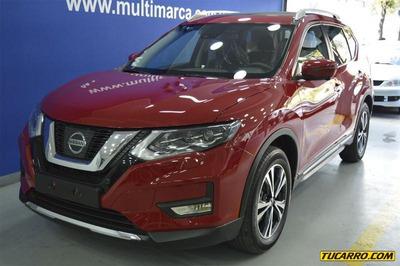 Nissan X-trail Automatica-multimarca