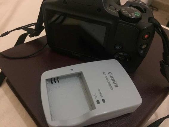 Câmera Semiprofissional Cânon Sx 530hs