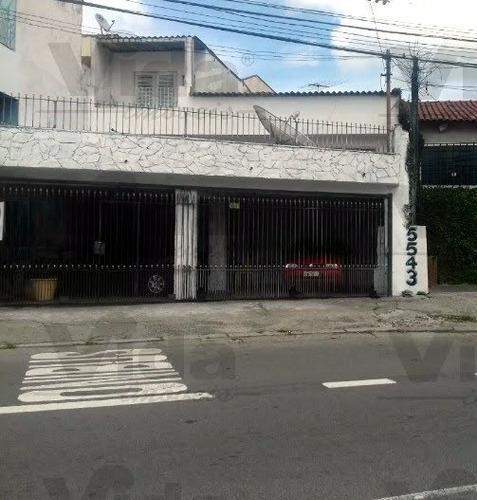 Casa Sobrado Em Jaguaré  -  São Paulo - 5781
