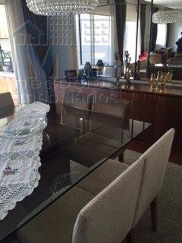 Apartamento Com 3 Dormitórios, 132 M² - Venda Por R$ 1.300.000,00 Ou Aluguel Por R$ 5.800,00 - Santo Amaro - São Paulo/sp - Ap0310