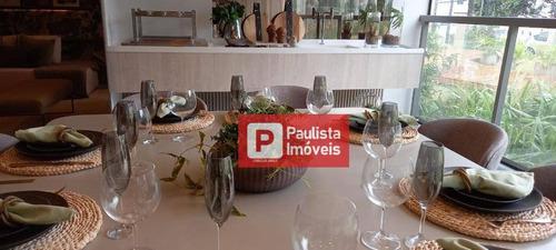 Apartamento Com 3 Dormitórios À Venda, 113 M² Por R$ 904.000,00 - Santo Amaro - São Paulo/sp - Ap30737
