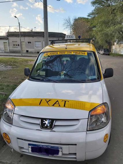 Taxi Peugeot Partner 1.6 2019 Maxima Antiguedad