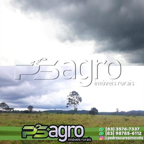 Imagem 1 de 9 de ( Fazenda Em Promoção ) Fazenda À Venda, 10000 M² Por R$ 75.000.000 - Ki - Alta Floresta/mt - Fa0034