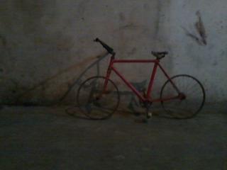 Bicicleta Antigua Rodado 18- Década Del 40- Bici Colección