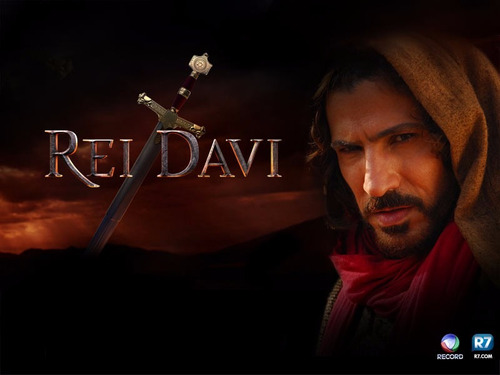 Rei Davi, Novelas Em Dvd Completas, Ótima Qualidade