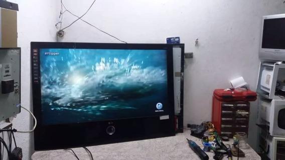 Display/tela Da Tv Lg. Mod. 42lg64fr Scarlat Garantia + Nf