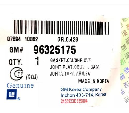 Empacadura Tapa Valvula Spark 1.0 Gm Planta Korea Tienda Fis