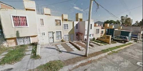 Linda Casa En Remate Bancario Izcalli Ixtapaluca