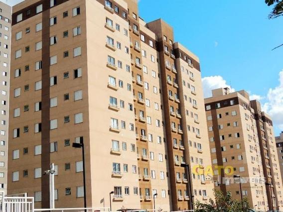 Apartamento Para Venda Em Cajamar, Portais (polvilho), 2 Dormitórios, 1 Banheiro, 1 Vaga - 18803