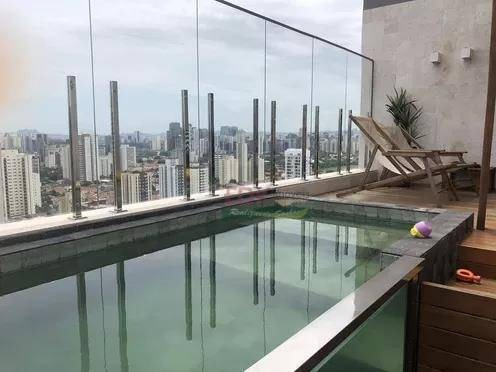 Imagem 1 de 16 de Cobertura Com 4 Dormitórios À Venda, 420 M² Por R$ 7.500.000 - Cidade Monções - São Paulo/sp - Co0035