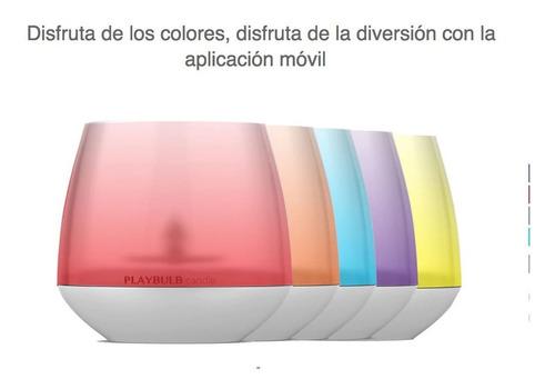 Imagen 1 de 9 de Luces Inteligentes De Led Regulable Multi Color Rgb Wake-up