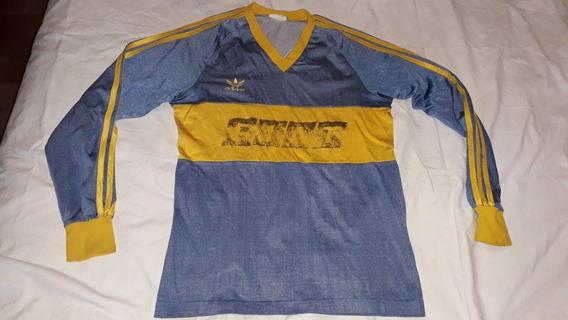 Camiseta Ca,boca Jrs. 1989 Orig. Talle 1 / S