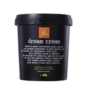Dream Cream Máscara Super Hidratante Lola Cosmetics 450g