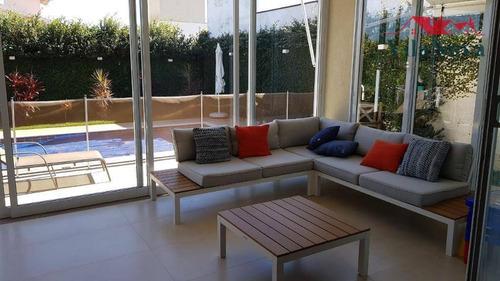 Casa Com 3 Dormitórios À Venda, 250 M² Por R$ 1.400.000,00 - Condomínio Terra Magna - Indaiatuba/sp - Ca0937