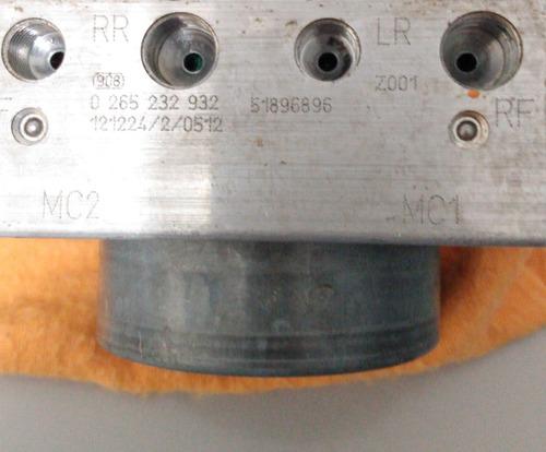 Conserto Módulo Abs (hidráulico)