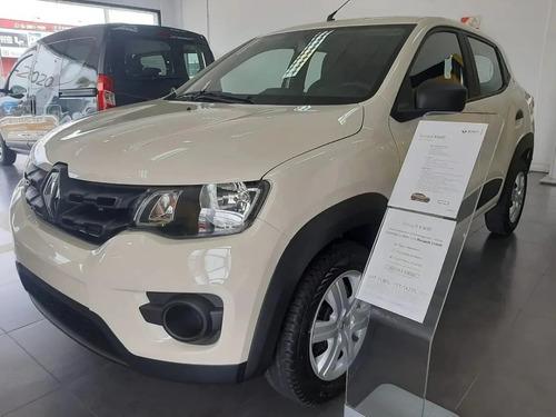 Renault Kwid Zen 1.0 Marfil Patentado Entrega Inmediata (dv)