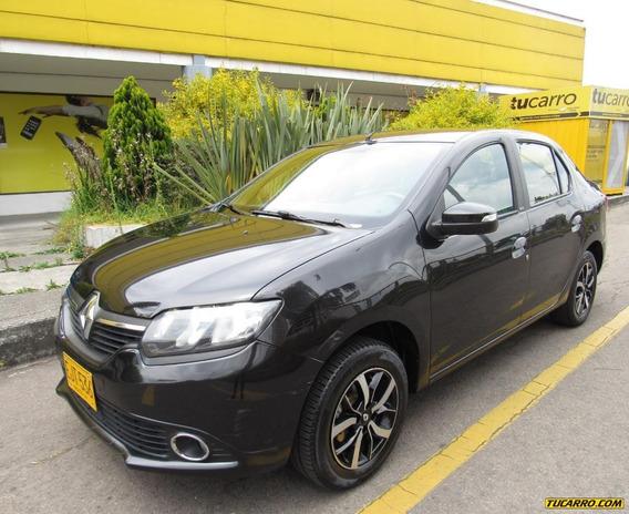 Renault Logan Exclusive 1.6 Automático Sedán
