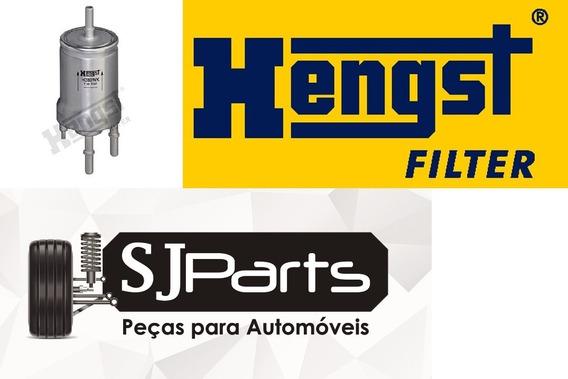 Filtro Combustivel Jetta Tsi Novo Fusca Audi 6.6 Bar Hengst