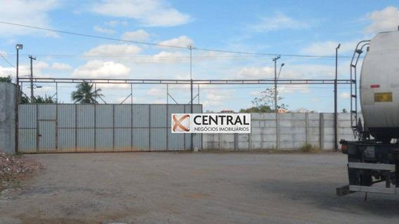 Terreno À Venda, 2780 M² Por R$ 990.000,00 - Pitanga - Candeias/ba - Te0072