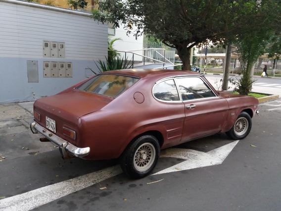 Ford Capri 1969 2.0 6v Alemán (colección)
