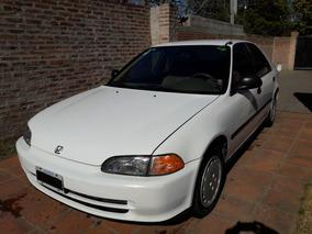 Honda Civic 1994 - ¡único, En Perfecto Estado!