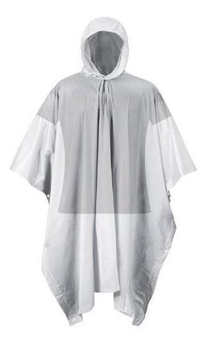 Mossi Adult Xt Series Rain Poncho Transparente