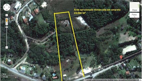Área Em Caucaia Do Alto, Cotia/sp De 0m² À Venda Por R$ 850.000,00 - Ar322000