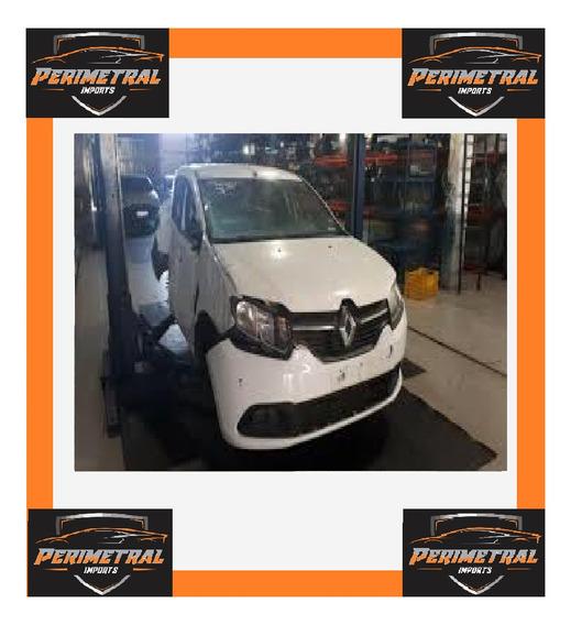Renault Logan 1.6 2015 2016 2017 2018 Retirada De Peças