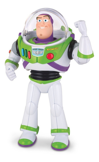 Toy Story Clásico Buzz Fig. Parlante 12 - Boing Toys - 64069