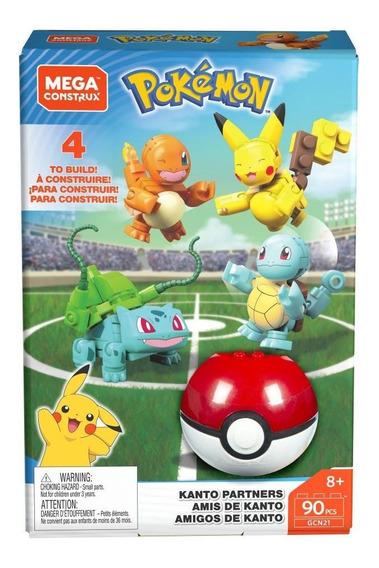 Mega Construx Pokémon, Batalla Kanto