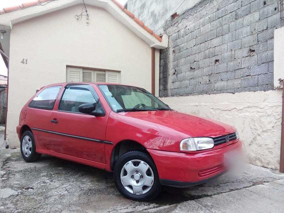 Volkswagen Gol Cli 1.8 1996 - Vermelho