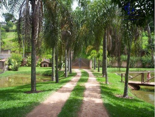 Chácara Residencial À Venda, Country Club, Valinhos. - Ch0059