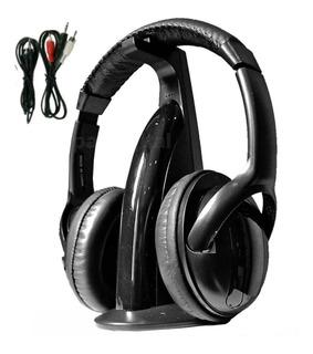 Auriculares Inalambricos Tv,pc,audio Moon Ma102 Fervanero