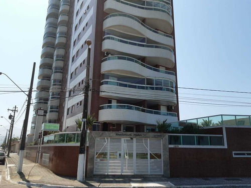 Apartamento 2 Dorms 1 Vaga Maracanã Praia Grande
