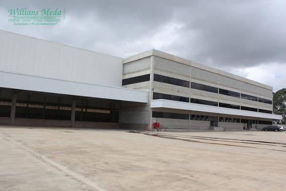 Galpão Comercial Para Venda E Locação, Jardim Da Glória, Cotia. - Ga0168