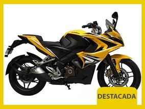 Bajaj Pulsar 200 - Mac Moto - Nueva