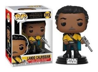 Funko Pop Star Wars Lando Calrissian 313 Original Nuevo