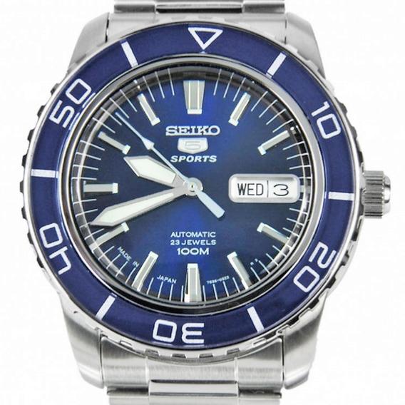 Relógio Seiko 5 Automatic Snzh53